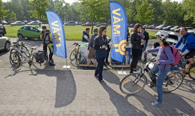 Több vonaton kötelező kerékpárhelyjegyet váltani