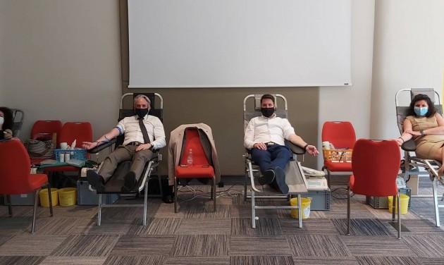 Több mint 1000 betegen segít a HotelHero és a MSZÉSZ országos véradó kampánya