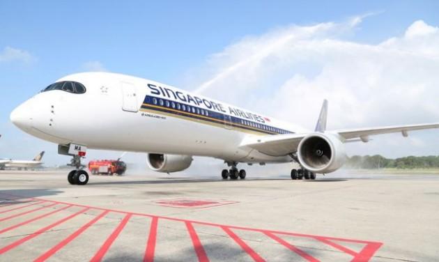 Orvosbiológiai szempontok a Singapore Airlinesnál