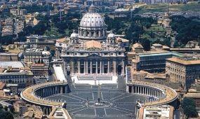 Gyalogos zarándokutakat építenek ki Rómában
