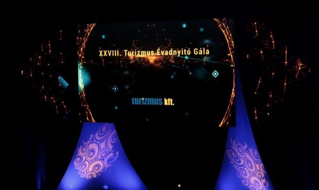 Turizmus Évadnyitó Gála: 28. alkalommal ünnepelt együtt a szakma