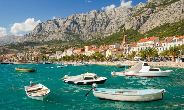 A montenegrói és a horvát turisztikai szezon is jól alakul