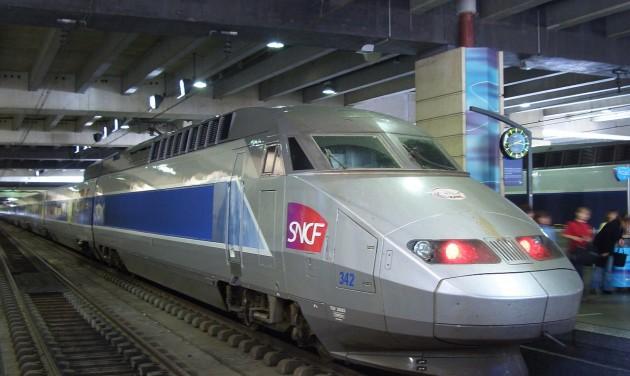 Gyorsvasutat épít a TGV Csehországban