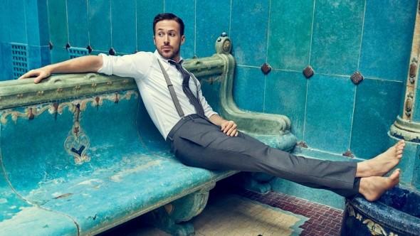 Ryan Gosling a Gellértben