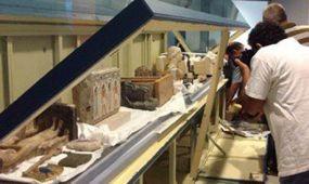 Reptéri múzeumot nyit az egyiptomi régiségügyi minisztérium