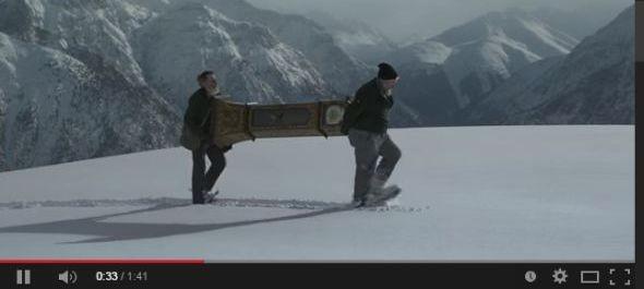 Díjnyertes svájci imázsfilm – és vidám is