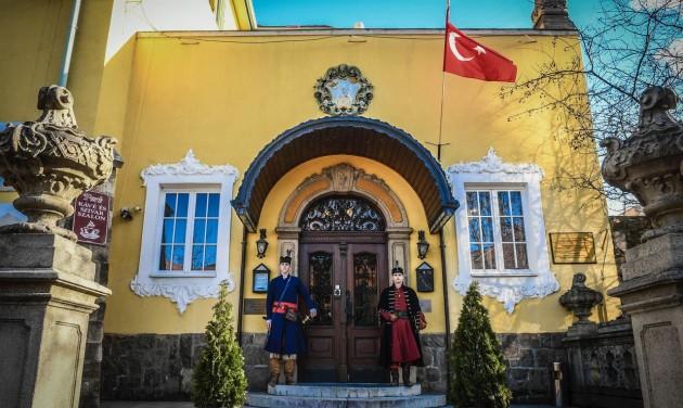 Tiszteletbeli török főkonzulátus nyílt Egerben