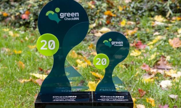 Zselici szolgáltató nyerte a CheckINN GREEN pályázat fődíját