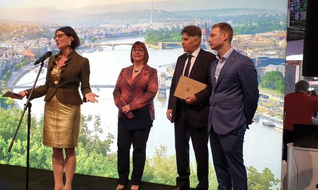 Bemutatkozott Budapest új turisztikai vezetése