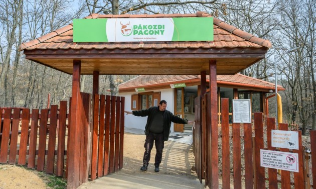 Újra nyitva a Pákozd-Sukorói Arborétum és Vadaspark