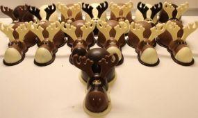 Hazai édességek a bécsi karácsonyi vásárban