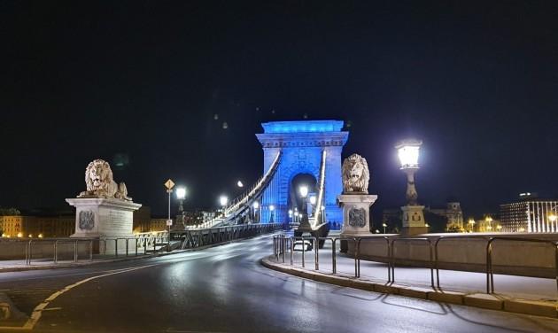 Kék Budapest a rendezvényszakmáért