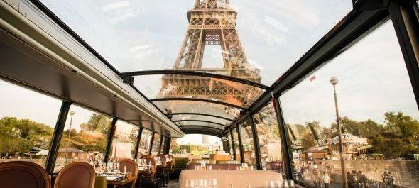 A luxus nyomában Párizsban