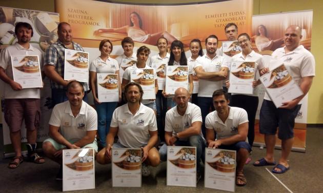 A Loylymasters Aufguss Academy megérkezett Magyarországra