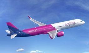 110 Airbus A321neo megvásárlásáról kötött megállapodást a Wizz Air