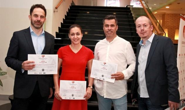 Debrecen városmarketingjét is díjazták