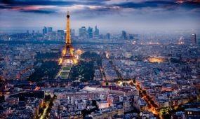 Évi 100 millió külföldi turistát vár ezentúl Franciaország