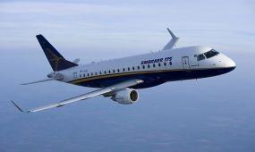 Növelte bevételét és nyereségét a barzil Embraer repülőgépgyártó