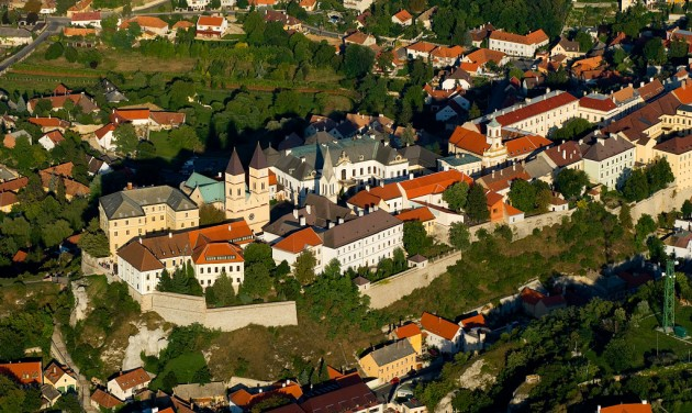 Új völgyhíd épül Veszprémben