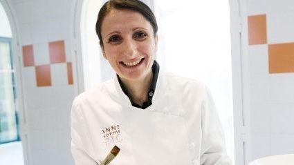 Sztárszakácsnő az Air France fedélzetén