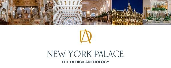 Spa Recepciós, New York Palace