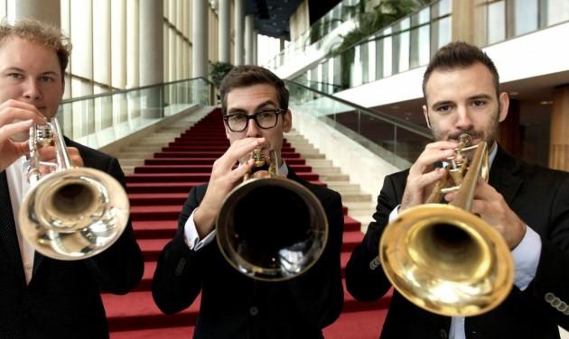Trumpet Summit a Müpában