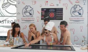 Gastro Bistro a Volt Fesztiválon