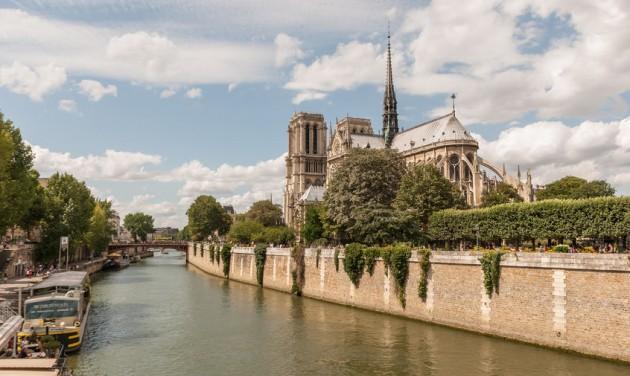 Eredeti formájában állíthatják helyre a Notre-Dame huszártornyát
