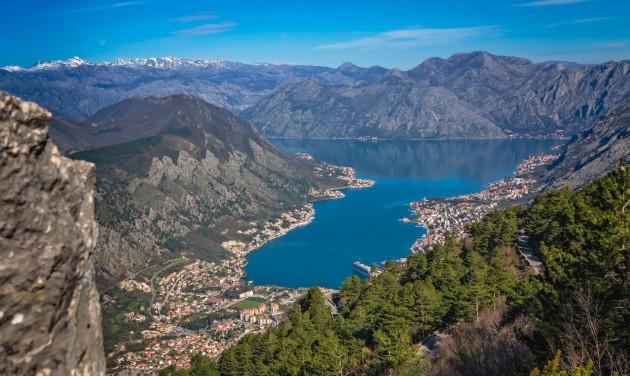 Montenegró megnyitja határait a magyar turisták előtt