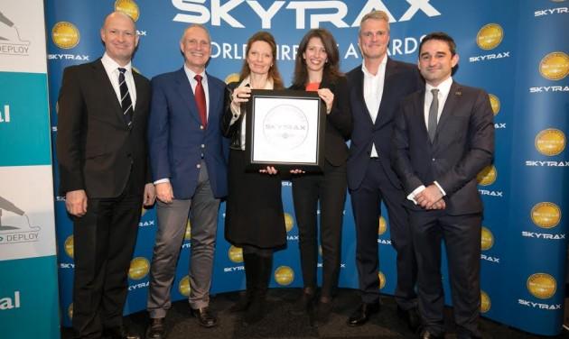 Négyszeres Skytrax-díjas a Budapest Airport