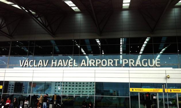 Rekordszámú utas a prágai Václav Havel repülőtéren