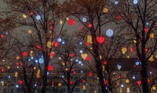 Idén újra lesz karácsonyi vásár a Vörösmarty téren