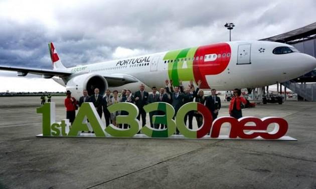 A TAP-nál állt forgalomba az első A330-90