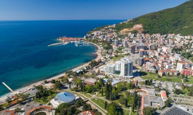 Montenegró jó nyári szezonnal kalkulál