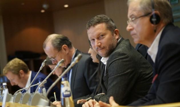 Magyar első alelnök az EP közlekedési és turisztikai szakbizottságában