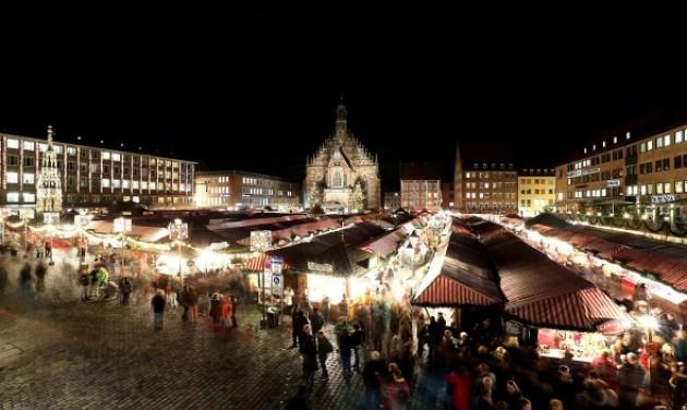 Nürnbergi karácsonyi vásár a hagyományok jegyében