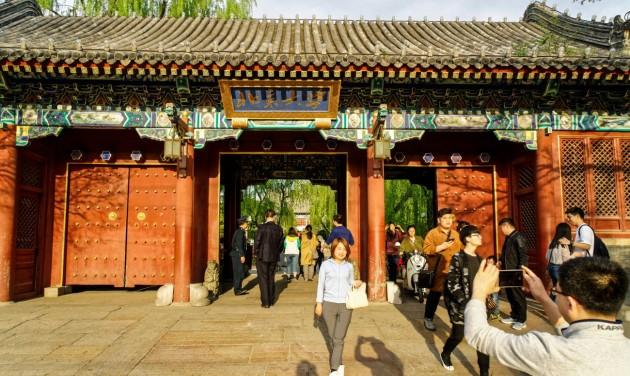 Kezd visszatérni az élet Pekingbe