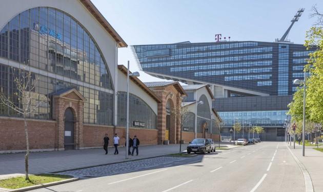 Húszezer fős rendezvénycsarnok épül Bécsben