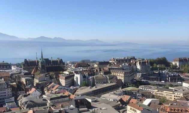 Júniusban újranyit az Olimpiai Múzeum Svájcban