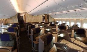 Újdonságok a China Airlinesnál