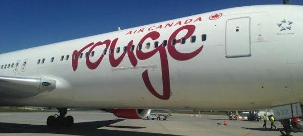 Megérkezett az Air Canada Rouge