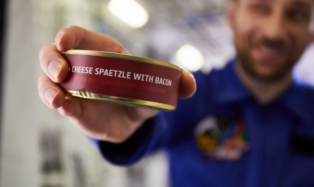 Űrételek a Lufthansa-gépek fedélzetén