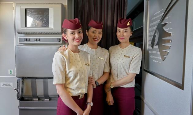 Júniusban visszatér Budapestre a Qatar Airways