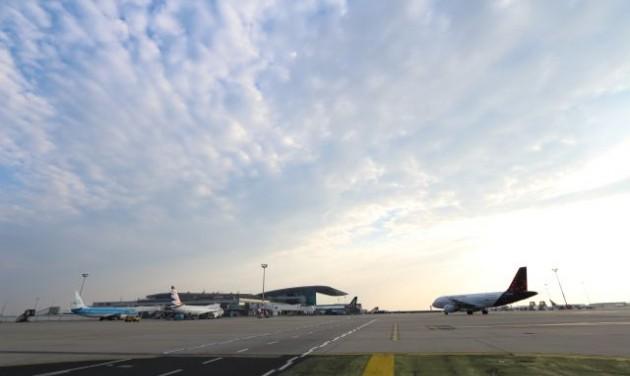 Rekordforgalom májusban a Budapest Airporton