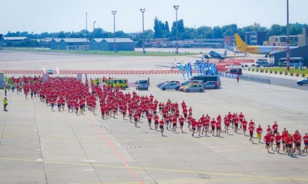 Ismét a futóké lesz a Liszt Ferenc repülőtér 1. pályája