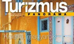 Olvasta már a márciusi Turizmus Panorámát?