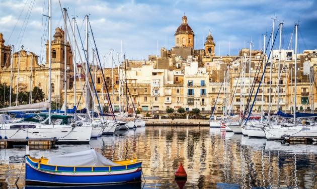 Július 1-jén nyit Málta repülőtere, a magyar utazókat is várják