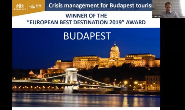 Moszkva hívja Budapestet – webkonferencia a turizmus újraindításáról