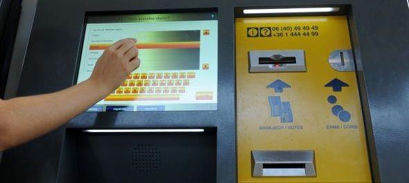 Vonatjegy-automaták már a Keletiben és a Déliben is