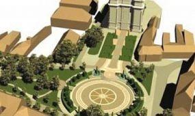 Megújult Tata központja